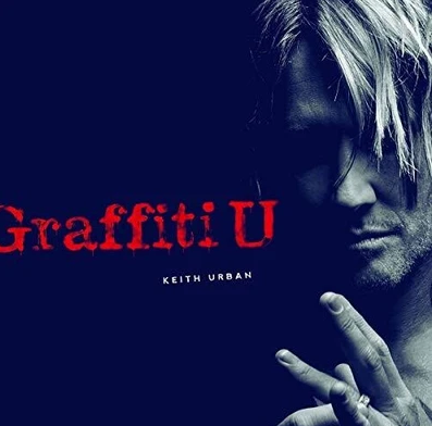 Keith Urban Graffiti U