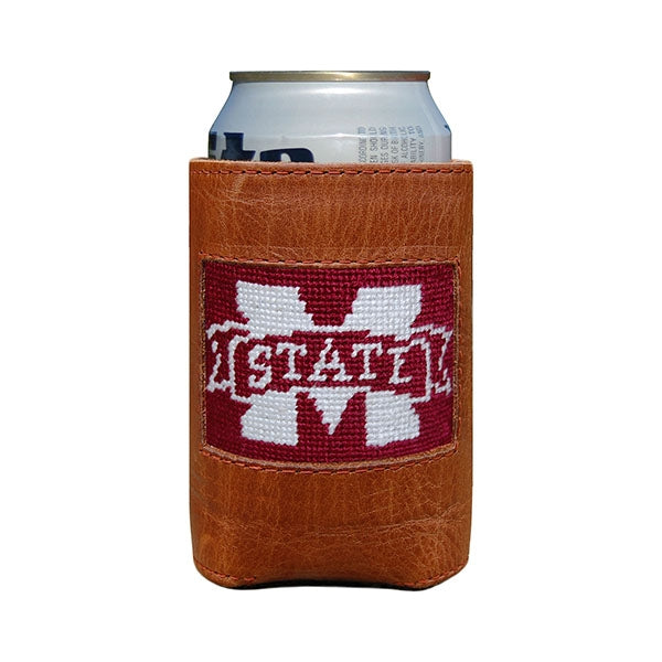 Mississippi State Needlepoint Coozie