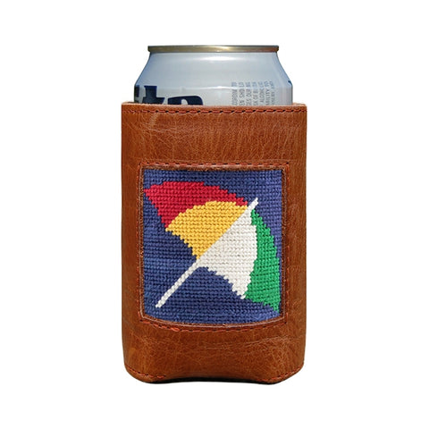 Arnold Palmer Needlepoint Coozie
