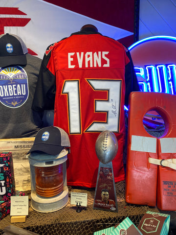 Mike Evans Tampa Bay Signed Jersey