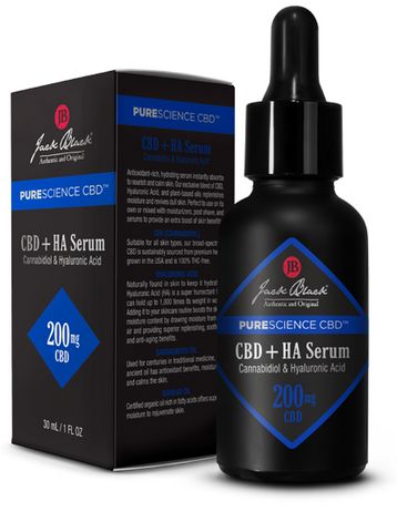 CBD+HA Serum with 200 mg Cannabidiol & Hyaluronic Acid