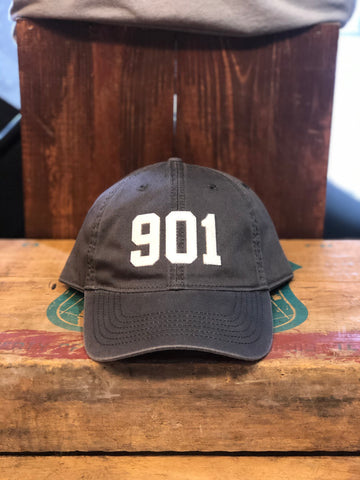 901 Hat Dark Grey