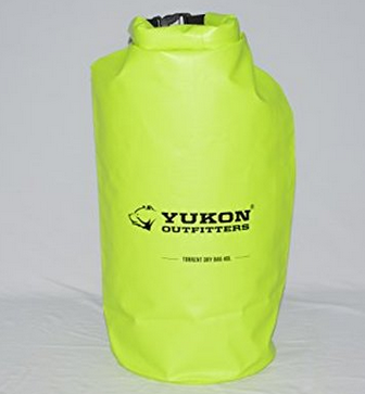 Torrent Dry Bag 40 Hyper Green