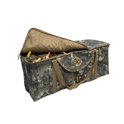 12 Slot Deluxe Decoy Bag Optifade Timber