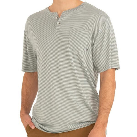 Slacktide S/S Henley Sea Glass