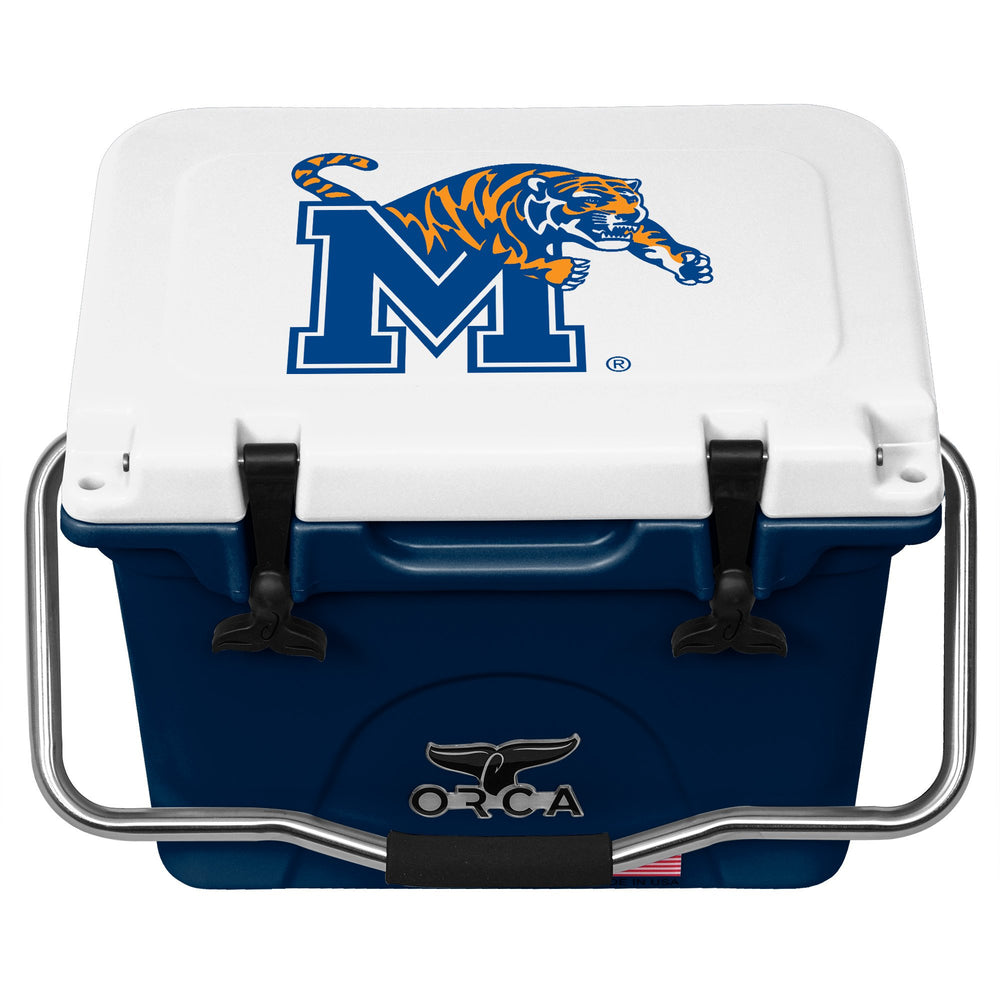 Memphis Tigers 20 Quart Cooler