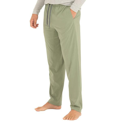 Breeze Pant Turtle Grass