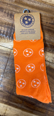 Tristar Socks Orange