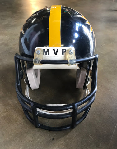 Denver Gold 1983-1984 Game Worn Helmet