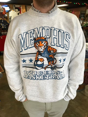 Tigers Basketball Sweatshirt