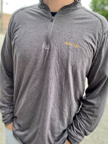 Drirelease 1/4 Zip