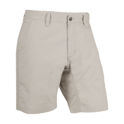 Stretch Poplin Slim Short 8""