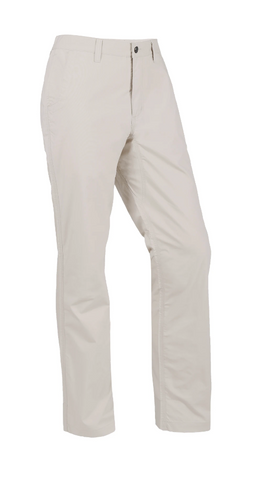 Stretch Poplin Pant Slim Fit