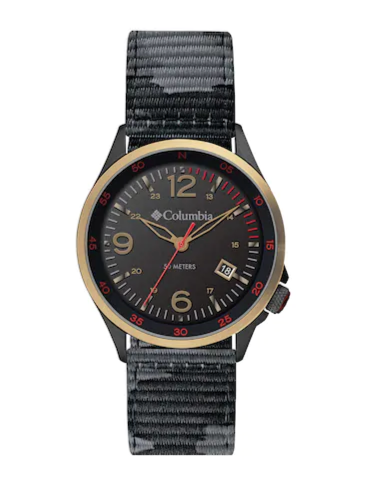 Canyon Ridge Camo Nylon Watch