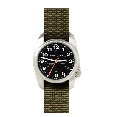 A-1S Field Black Dial - #245 Defender Olive