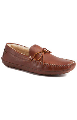 Polson Leather Slipper