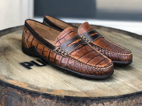 Bill Penny Alligator Chestnut