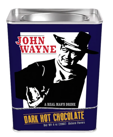 John Wayne Dark Chocolate Hot Cocoa