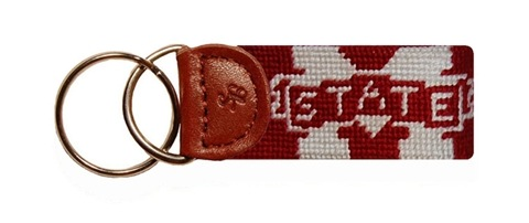Smathers and Branson Key Fob Mississippi State