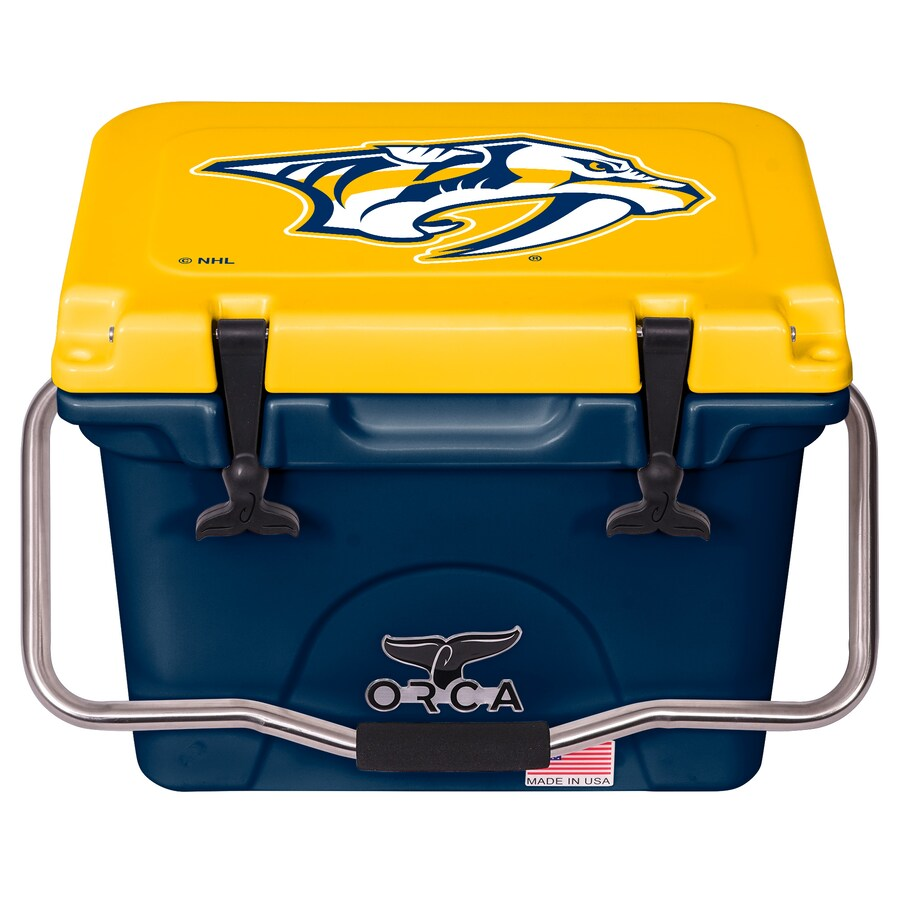 Nashville Predators 20 Quart Cooler