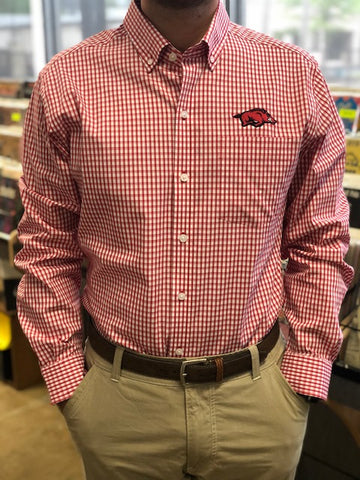 Arkansas Stretch Gingham