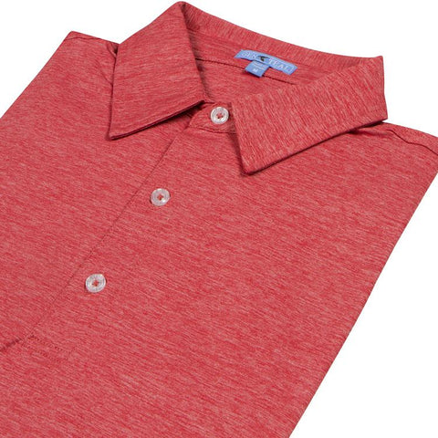 Red brrr Polo