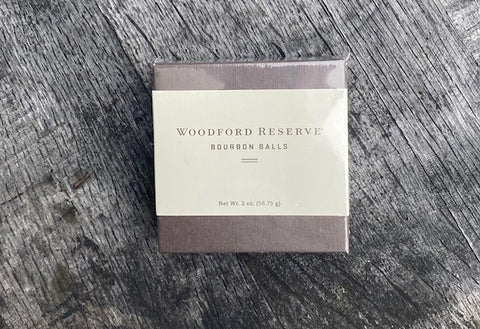 Woodford Bourbon Balls 2 oz
