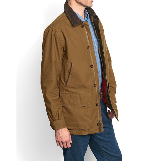 Heritage Field Coat Tobacco