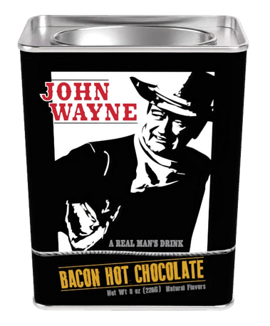 John Wayne Bacon Hot Cocoa