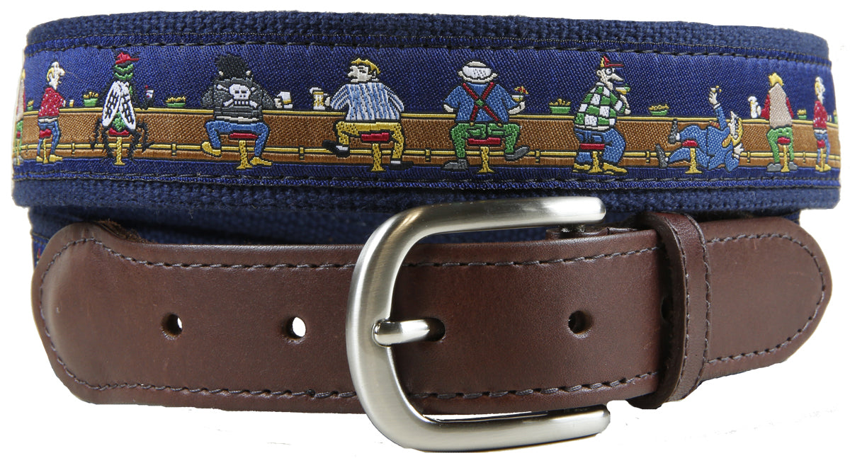 Bar Flies Belt