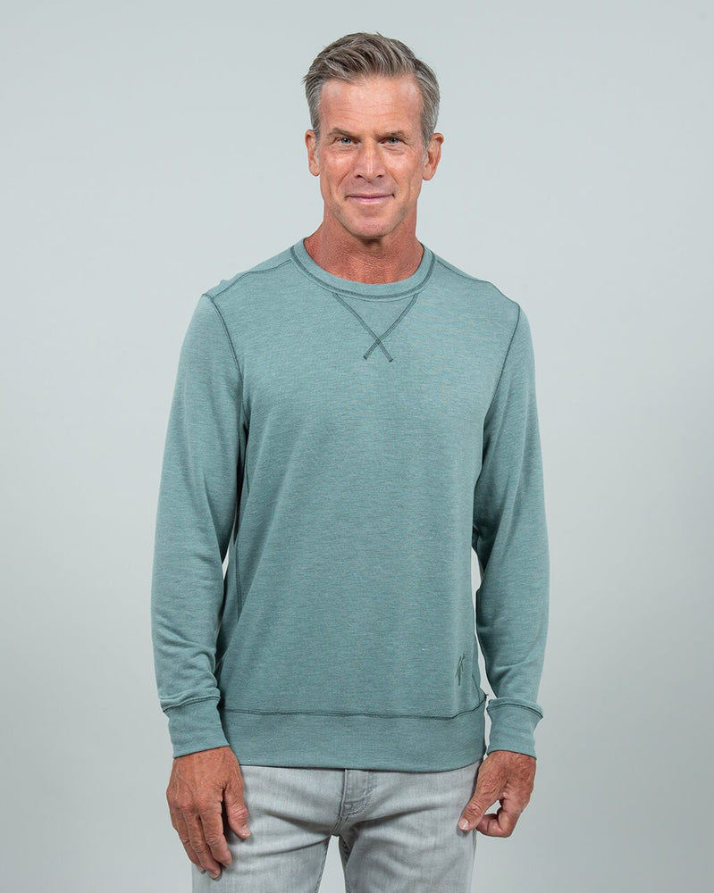 Sea Silk Growler L/S Crew