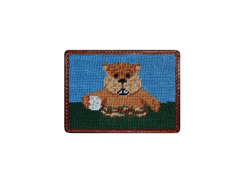 Credit Card Wallet Gopher Golf