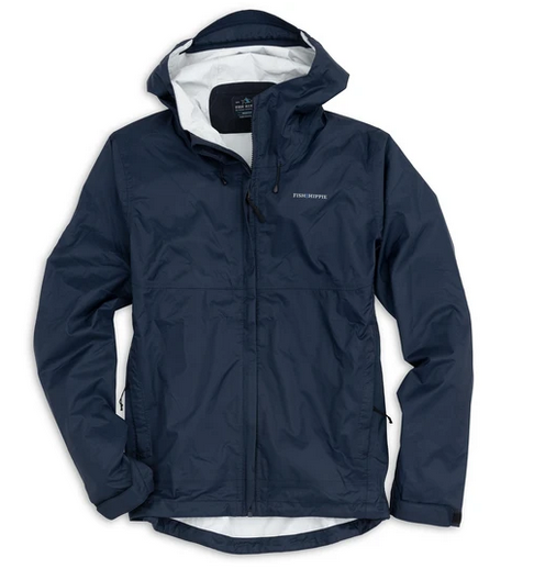 Waterproof Shell Navy