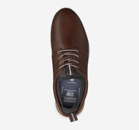 Prentiss Plain Toe Mahogany