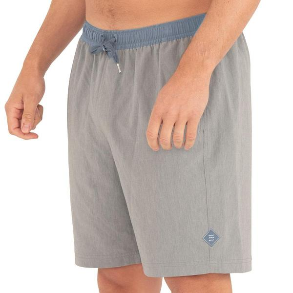 Hydro Short Heather Slate