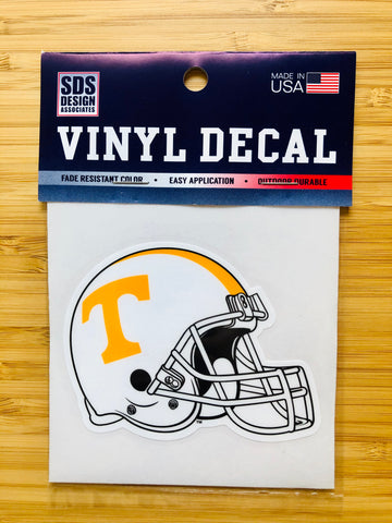 "Tennessee Helmet 3"" Collegiate Decal"