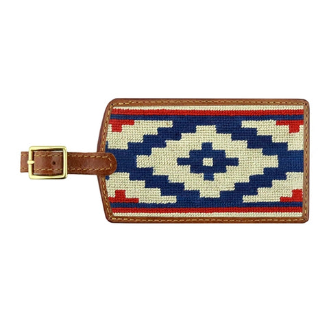 Luggage Tag Gaucho Rojo