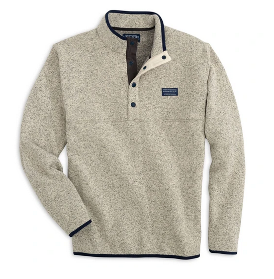 Banyan Fleece Pullover Oatmeal