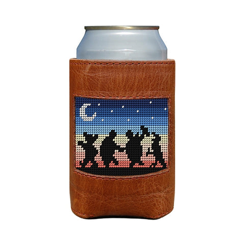 Grateful Dead Moondance Needlepoint Coozie