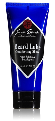 JACK BLACK Beard Lube Conditioning Shave, 3 oz.