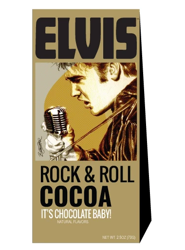 Elvis Rock & Roll Cocoa