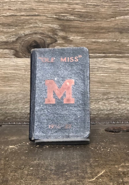 Ole Miss M Book 1926-27