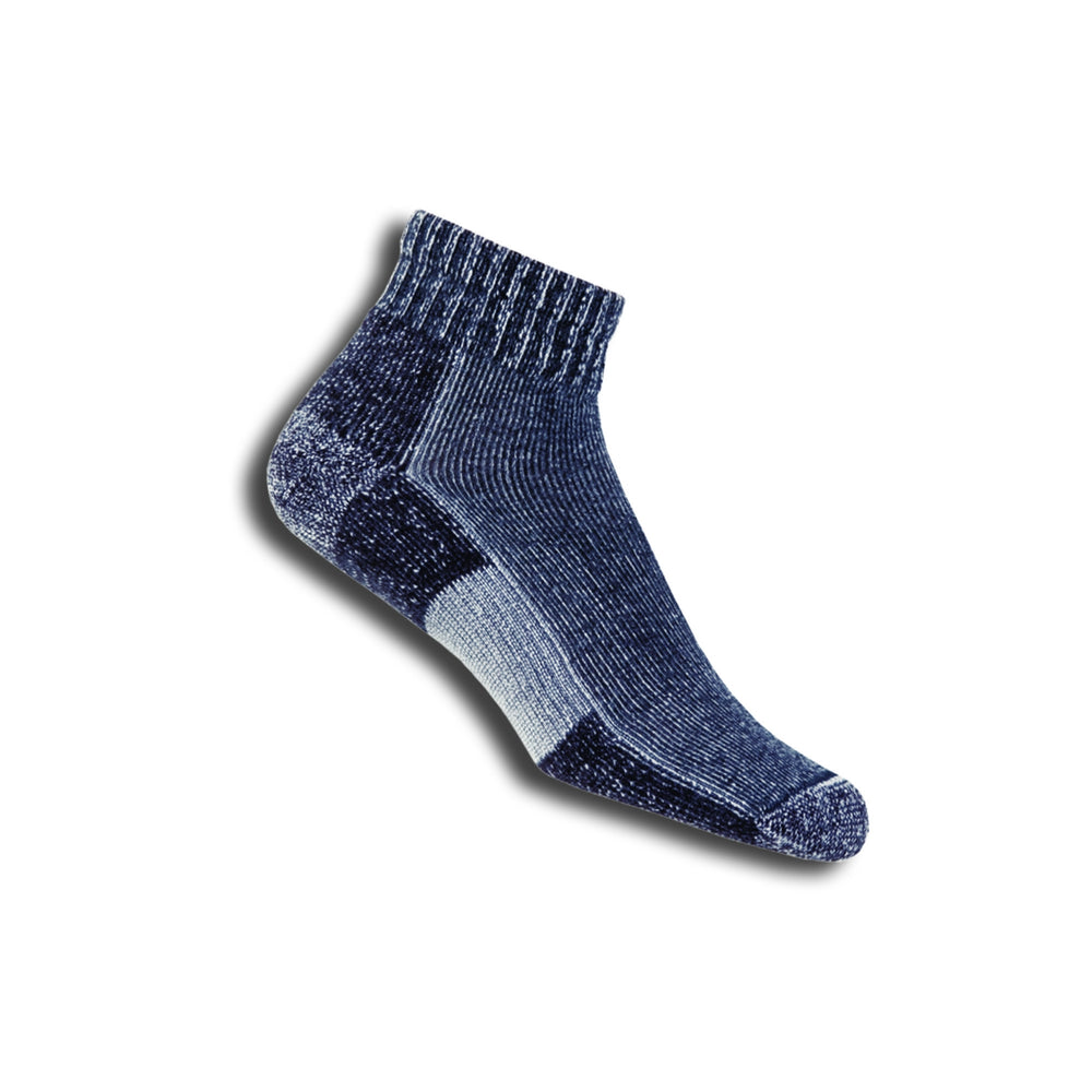 Trail Running Ankle Sock Charcoal Large