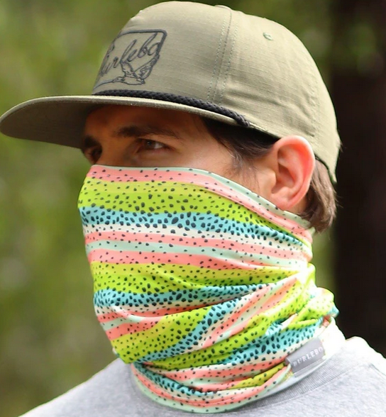 Rainbow Trout Neck Gaiter
