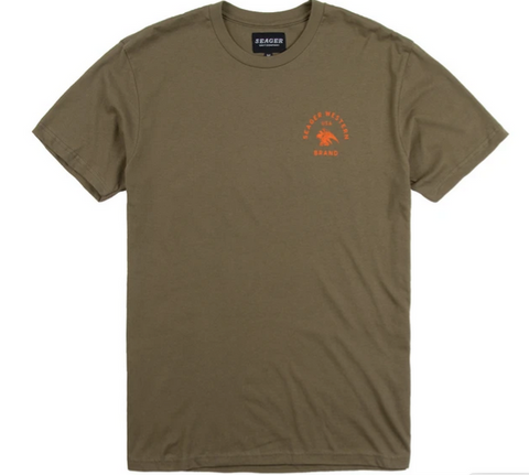 Winchester Tee Green