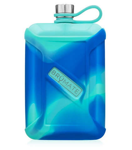 Liquor Canteen Royal Blue/Aqua Swirl