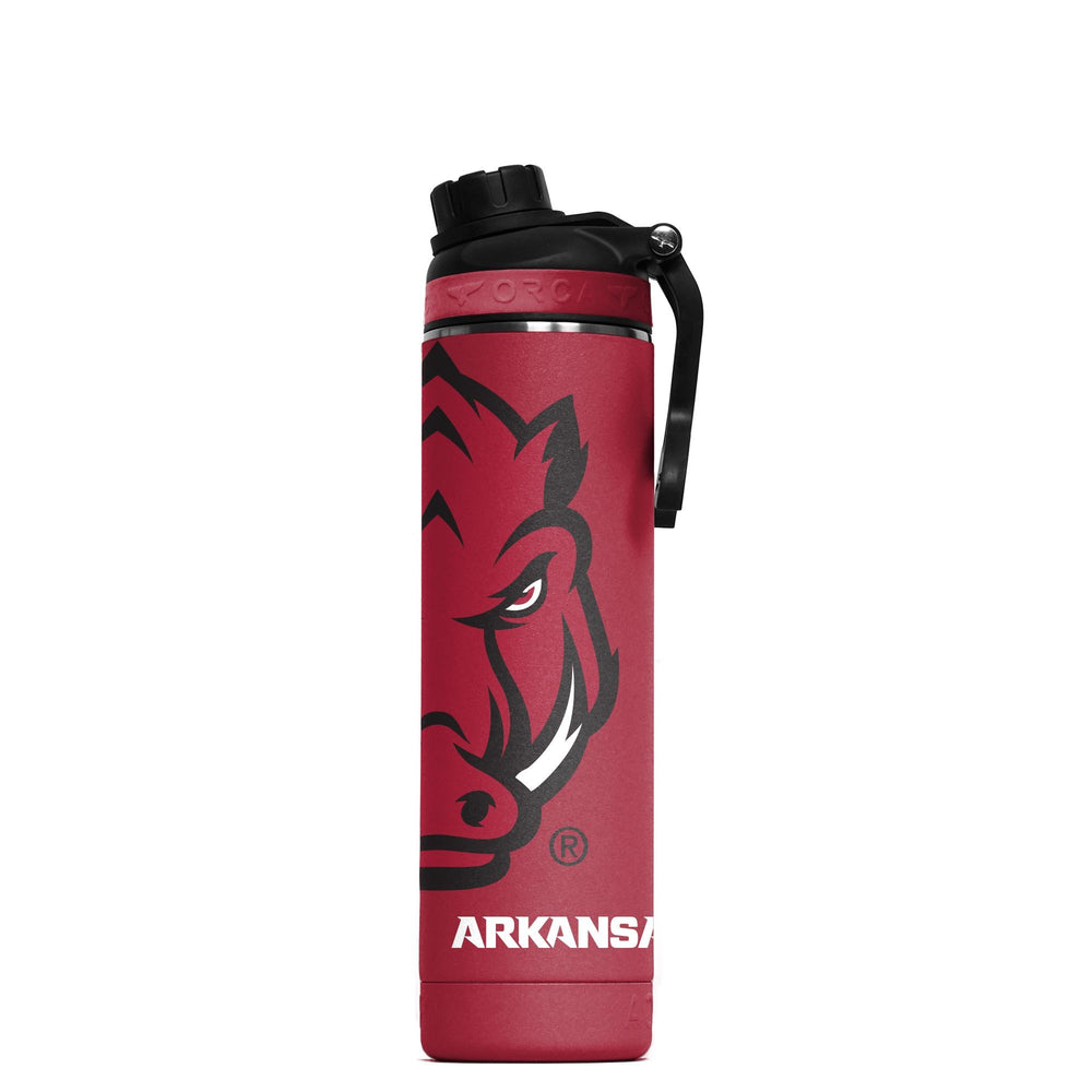 Arkansas Mascot Hydra 22 oz