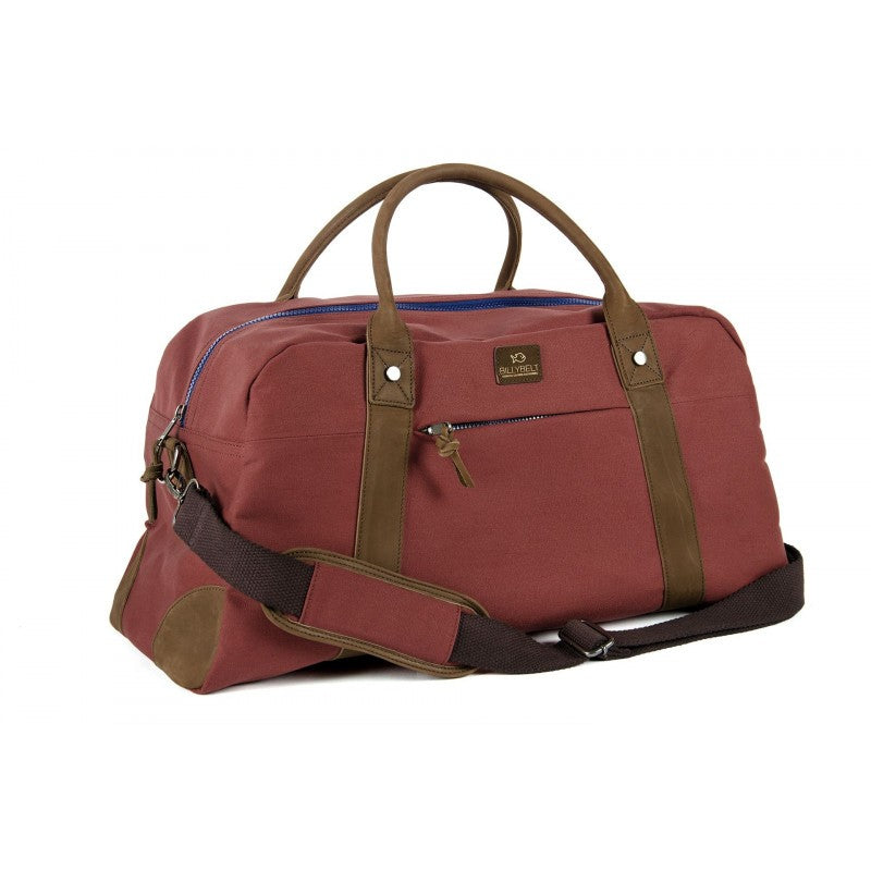 Burgundy Weekend Bag