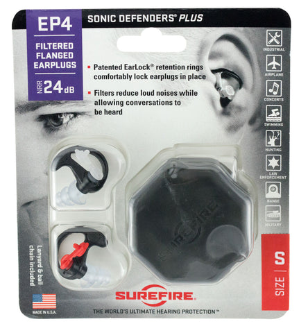 Surefire EP4 Earplugs Medium