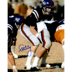 Archie Manning Set Hut Ole Miss Photo 8x10